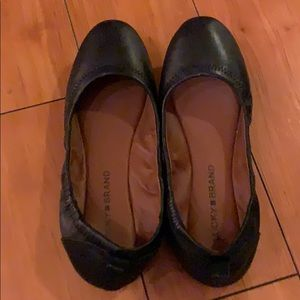Barely worn Lucky Brand flats